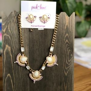 Park Lane Jewelry- necklace and earring set